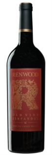 Renwood Zinfandel California 2012 750ml